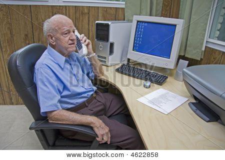 Senior In Office