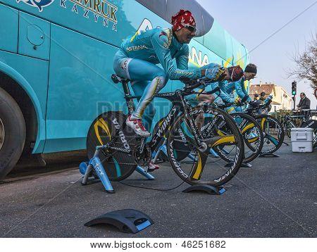 Astana Pro Cycling Team