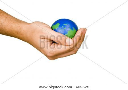 Holding The World