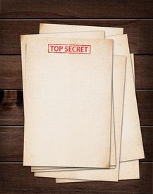 Top Secret Files.