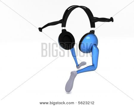 Three Dimensional Headphone