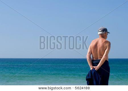 Senior Grandfather Pensioner 04