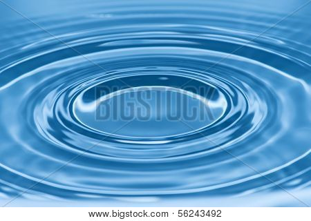 Drop In Water