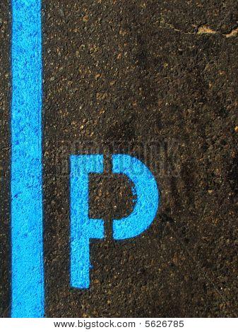 Road Marking - Parking