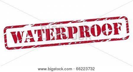 Waterproof Rubber Stamp