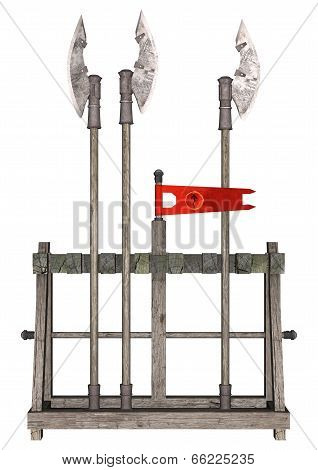 Weapons Stand