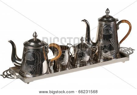 Tea Set Of Ware