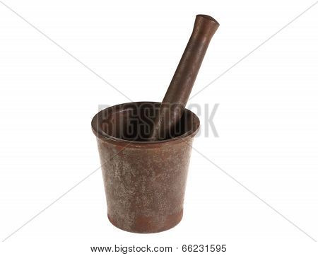 Old Bronze Pounder