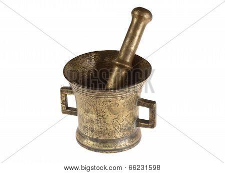 Ancient Bronze Pounder