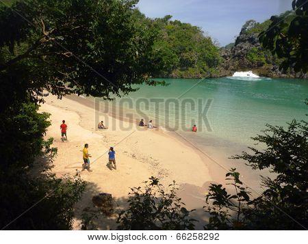 segoro anakan beach