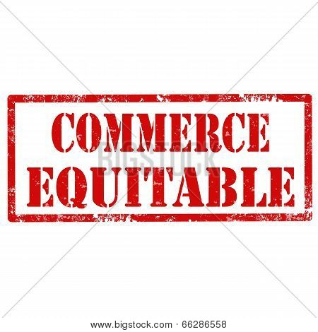 Commerce Equitable-stamp