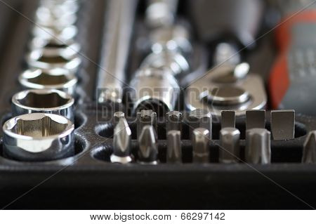 Wrench - Box Spanner