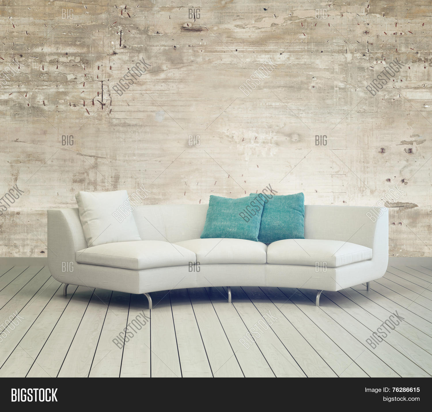Swell 3D Rendering White Image Photo Free Trial Bigstock Pdpeps Interior Chair Design Pdpepsorg