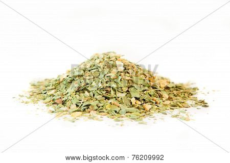 Dried Homemade Vegetable Soup Mix