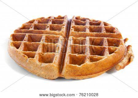 Whole Grain Waffle