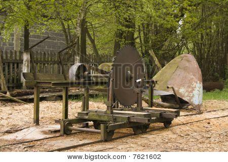 Small Sawmill