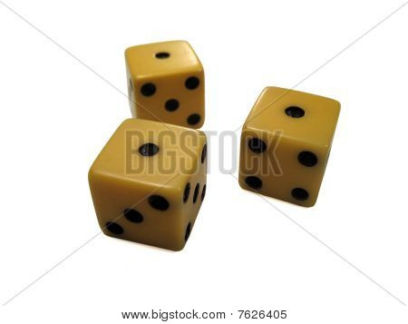 Unlucky Roll On Old Dice