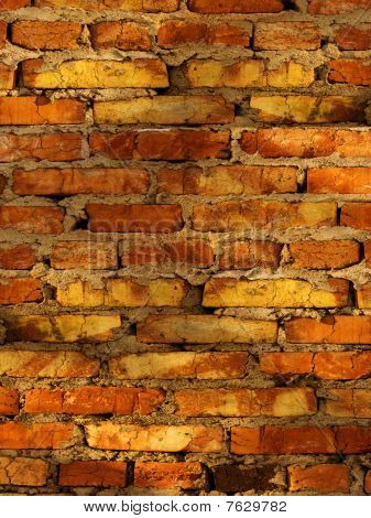 Wall   House  Brick