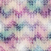 Seamless background pattern. Imitation of Sweater knitting with Melange effect poster