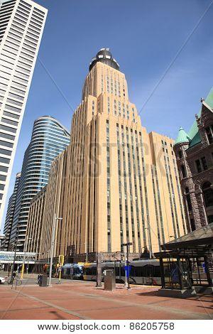 Minneapolis - Century Link Building