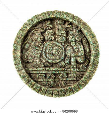 Maya Sun Stone