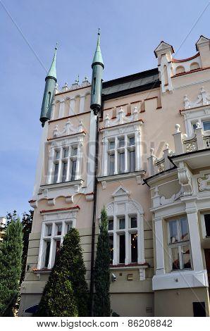 Polish Building.