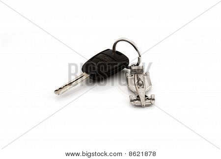 Black Car Keys With Remotes