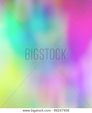 Tie dye style abstract color background.  Bokeh background.
