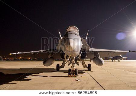 Fighter F-18