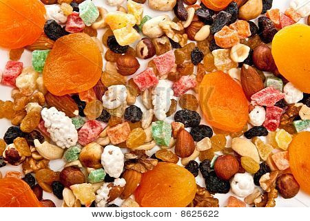 Dry Fruit And Nut