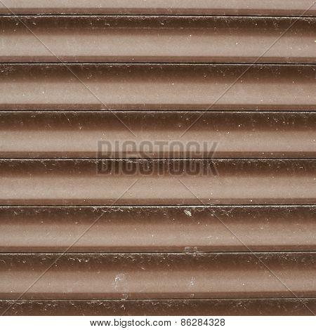 Shopwindow venetian blinds composition