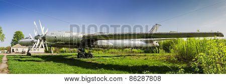 Strategic Bomber Tu-95 Bear