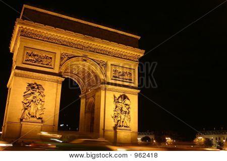 Arc Triomphe - Paris