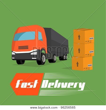 Fast Delivery Concept