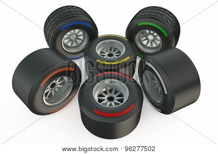 Group Racing Wheels
