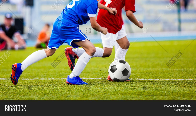 Football Match Image & Photo (Free Trial) | Bigstock