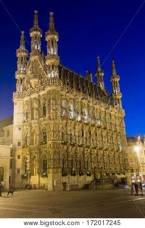 City Hall Leuven