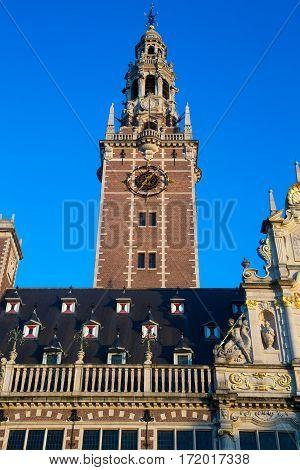 Ladeuze Plein Leuven