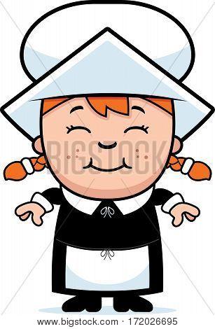 Girl Pilgrim