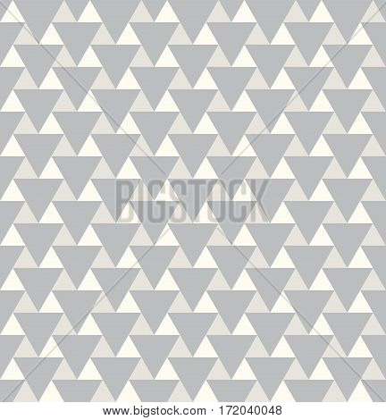 Abstract triangle pattern seamless texture background, Vector illustration eps10 with swatches