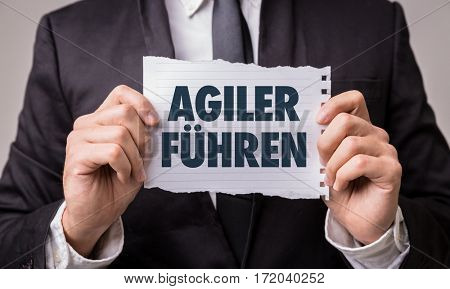 More Agile (in German)