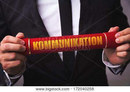 Communication (in German)