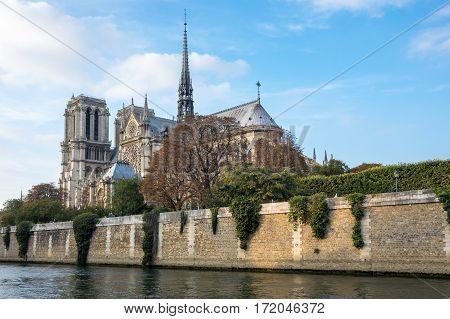 Notre-Dame de Paris (French for