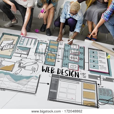 Web Design Internet Layout Software Technology Website