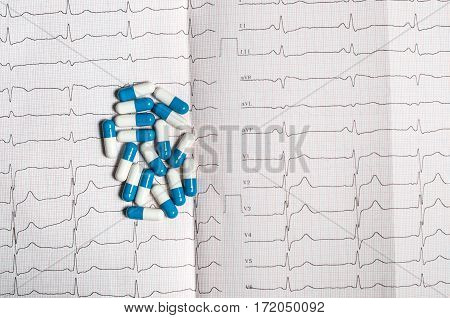 Tablets On The Electrocardiogram
