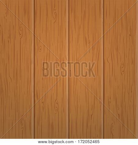 Wood texture background. Vector illustration. Grunge retro vintage wooden texture. Old wood paneling, laminate or parquet.