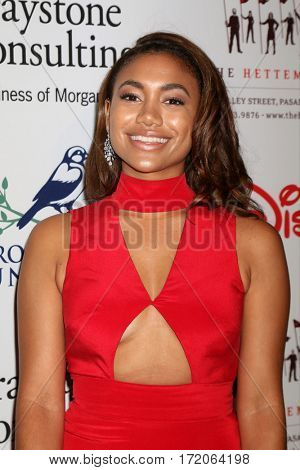 LOS ANGELES - NOV 1:  Paige Hurd at the The Walt Disney Family Museum 2nd Annual Fundraising Gala at Disney's Grand Californian Hotel & Spa on November 1, 2016 in Anaheim, CA