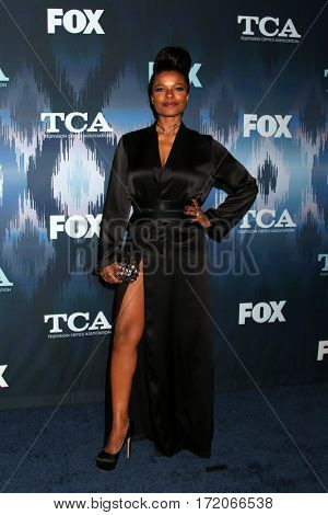 LOS ANGELES - JAN 11:  Keesha Sharp at the FOXTV TCA Winter 2017 All-Star Party at Langham Hotel on January 11, 2017 in Pasadena, CA