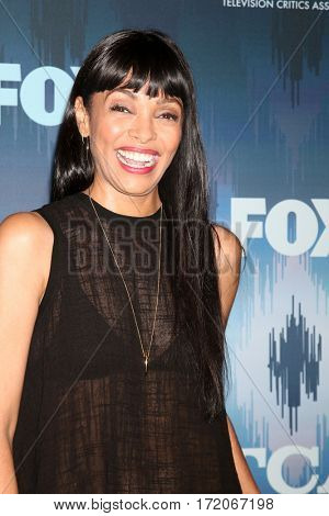 LOS ANGELES - JAN 11:  Tamara Taylor at the FOXTV TCA Winter 2017 All-Star Party at Langham Hotel on January 11, 2017 in Pasadena, CA