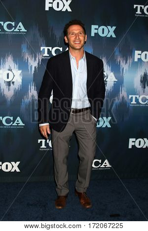 LOS ANGELES - JAN 11:  Mark Feuerstein at the FOXTV TCA Winter 2017 All-Star Party at Langham Hotel on January 11, 2017 in Pasadena, CA